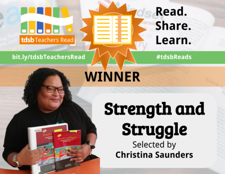 TDSB Teachers Read Promo_Winner