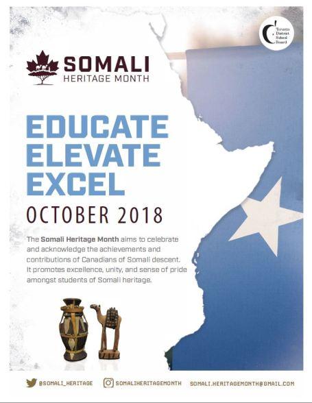 SomaliHeritage2018TDSBPoster